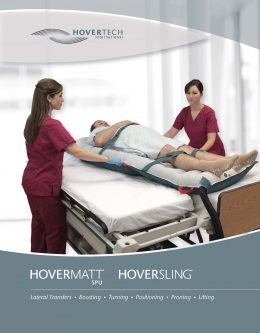 Single‑Patient Use HoverMatt and HoverSling Brochure