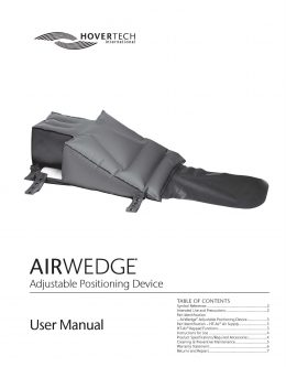 English AirWedge Manual