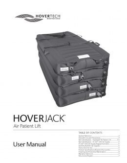 English HoverJack Manual