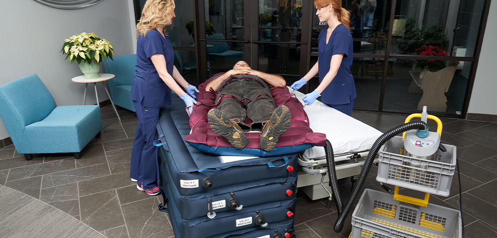 HoverJack® Air Patient Lift