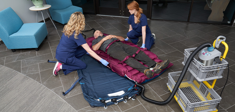 HoverJack® Fall Recovery Kit