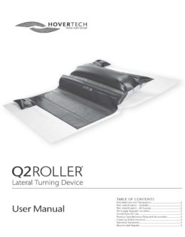 English Q2Roller User Manual
