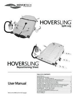 English HoverSling Manual