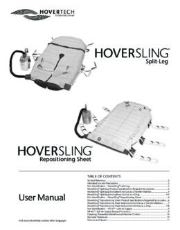 English HoverSling Manual